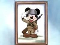 Portrait de Thevenoud (Mickey)